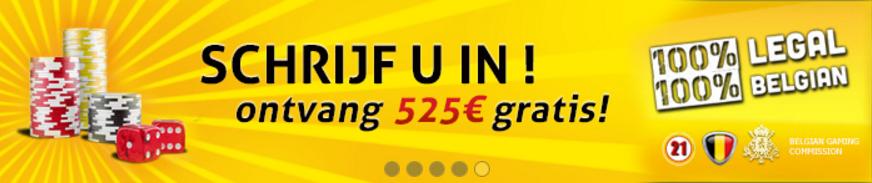 gratis bonus casinobelgium.be