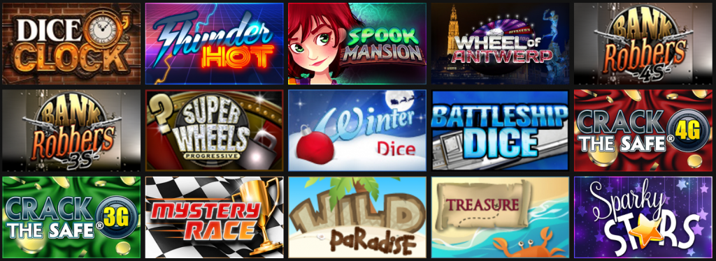 dice games op luckygames