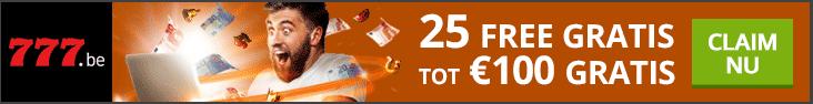 gratis bonus casino777.be
