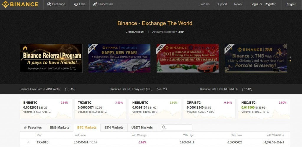 binance.com cryptomunten